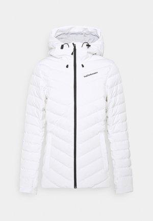 FROST JACKET - Ski jacket - white