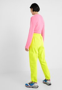 Opening Ceremony - Tracksuit bottoms - fluorescent yellow - 2
