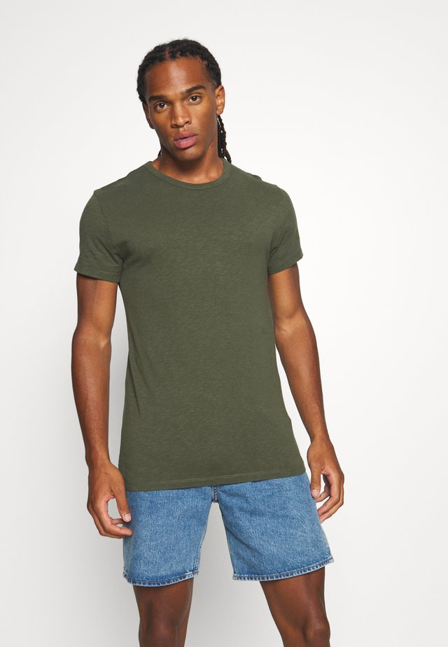 LASSEN  - Basic T-shirt - deep depths