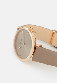 Cluse - TRIOMPHE - Hodinky - rose gold-coloured/soft taupe - 5
