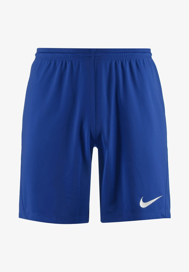 DRY PARK III - Sports shorts - royal blue / white