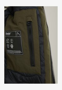 CHASIN' - Winter jacket - green - 5