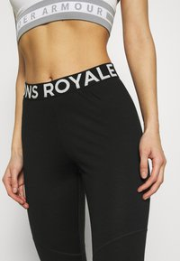 Mons Royale - CHRISTY LEGGING - Tights - black - 5