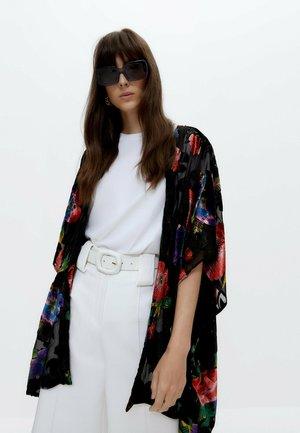 Cardigan - multi coloured