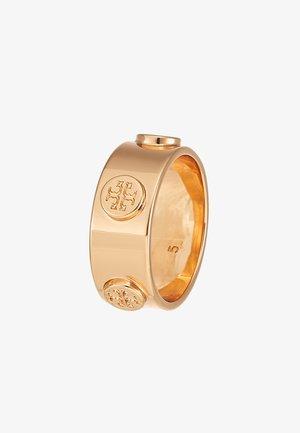 LOGO  - Ring - rose gold-coloured