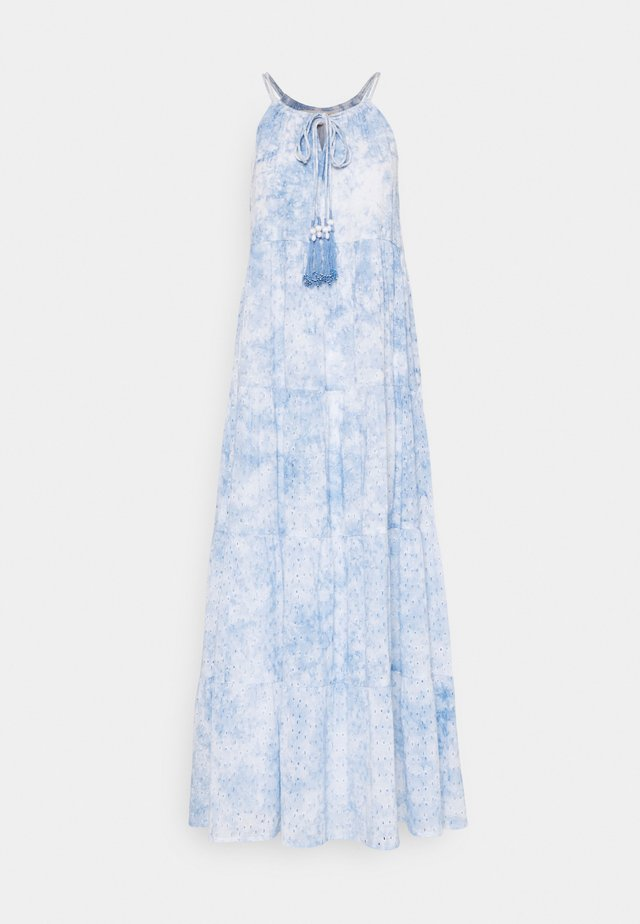 SUNLIGHT DRESS - Maxi dress - blue