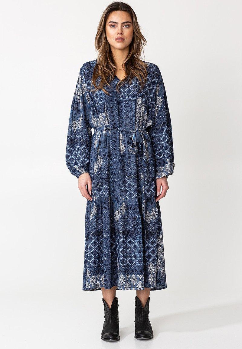 Indiska - MIA - Day dress - blue