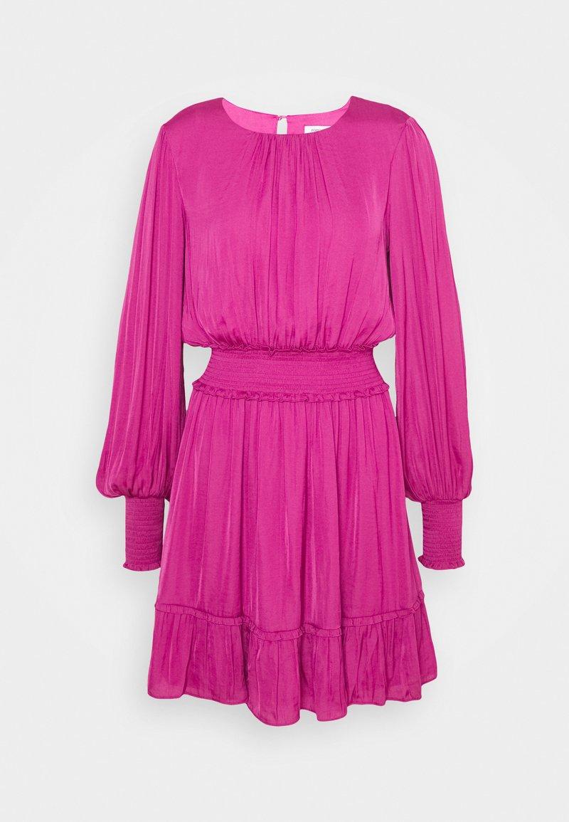 Forever New - JESSICA LONG SLEEVE DRESS - Day dress - meganta haze