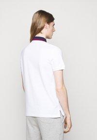 Polo Ralph Lauren - BASIC - Pikeepaita - white - 2