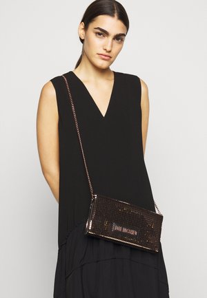 EVENING BAG - Pochette - copper