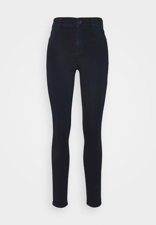 FRANKIE - Jeansy Skinny Fit - blue/black