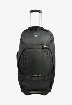 SOJOURN 80 - Wheeled suitcase - flash black
