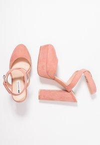 Even&Odd - High heels - rose - 3