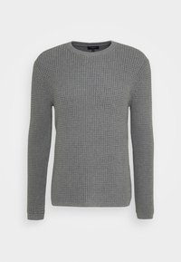 PHANOS CREW - Maglione - grey heather