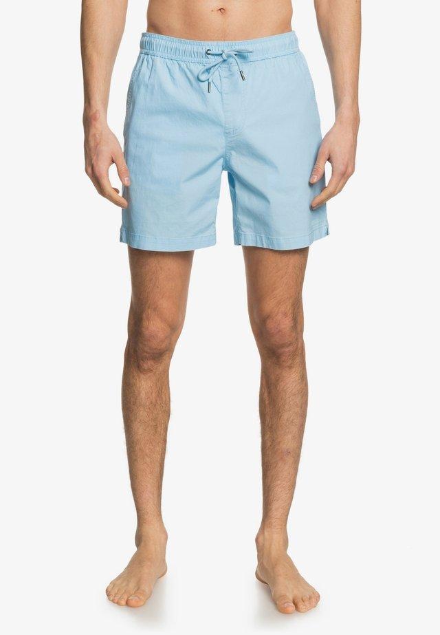 TAXER WS - Shorts - airy blue