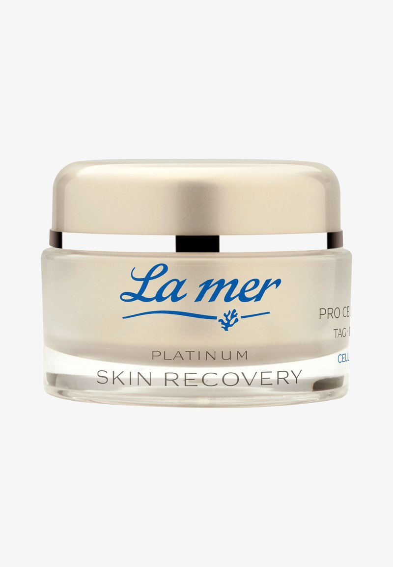 La mer - LA MER GESICHTSPFLEGE PLATINUM SKIN RECOVERY PRO CELL TAGESCREME - Face cream - -