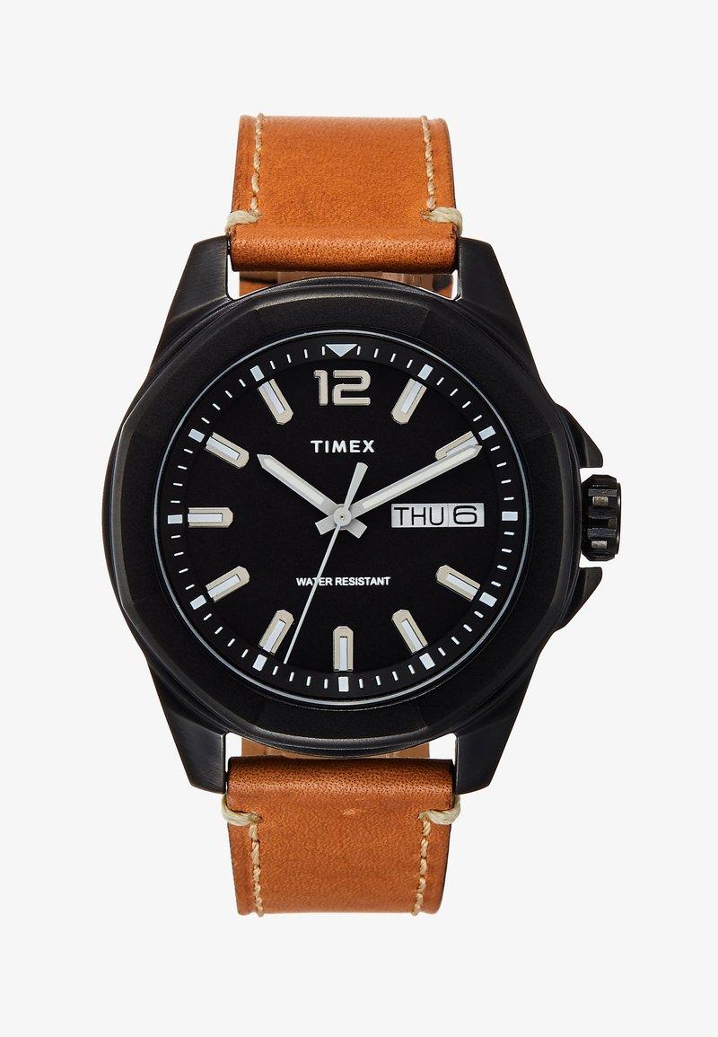Timex - ESSEX AVENUE - Hodinky - brown