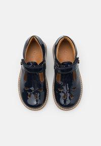 Froddo - EVIA T-BAR - Ankle strap ballet pumps - blue - 3