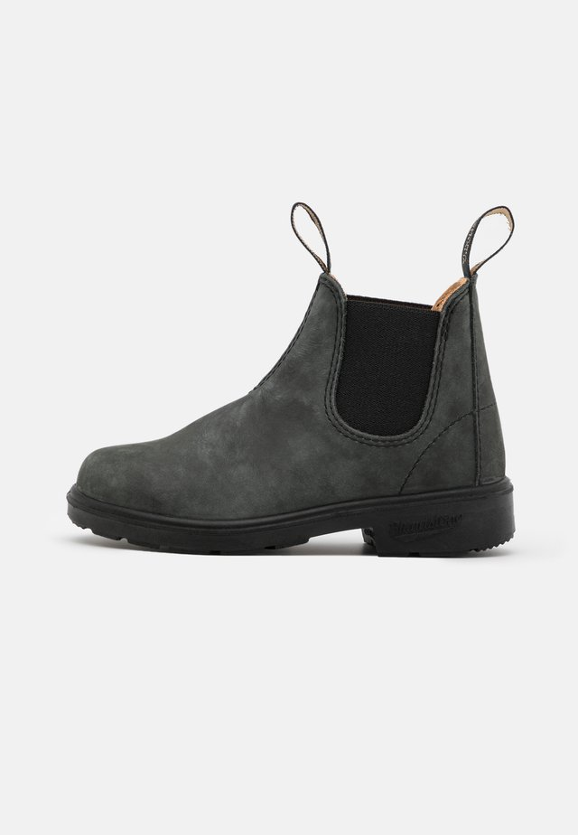 UNISEX - Classic ankle boots - rustic black