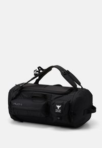 Under Armour - PROJECT ROCK DUFFLE - Sportovní taška - black - 3