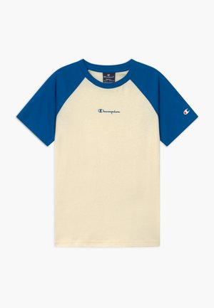 LEGACY AMERICAN CLASSICS SHORT SLEEVE - Camiseta estampada - off-white