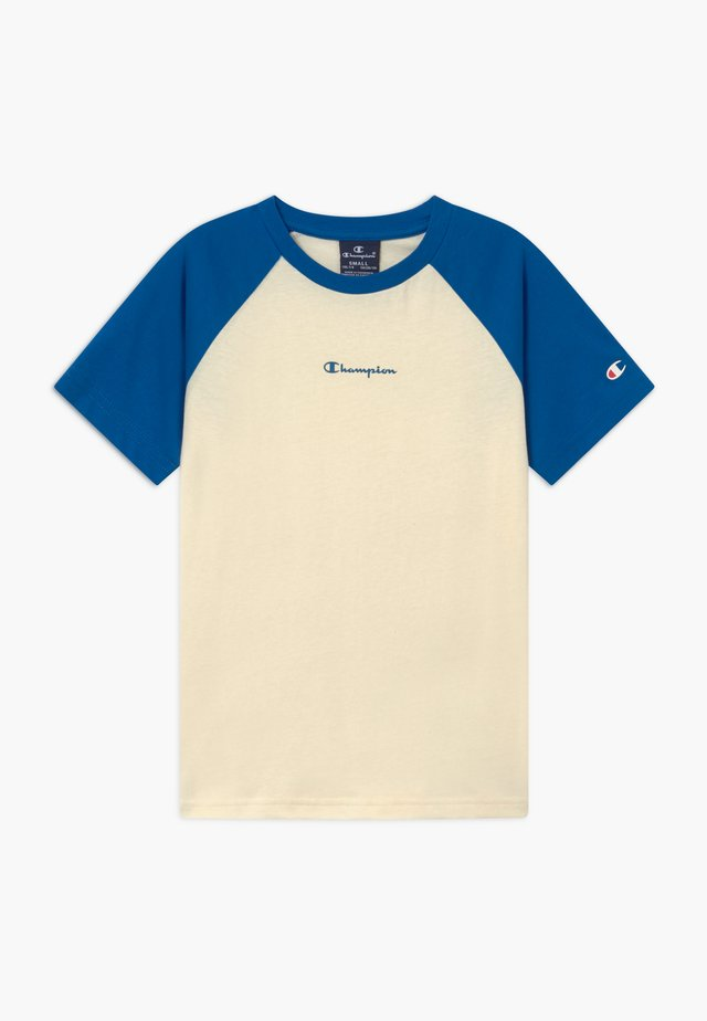 LEGACY AMERICAN CLASSICS SHORT SLEEVE - T-shirt imprimé - off-white