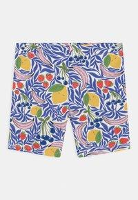 Gina Tricot Mini - MINI BIKER 2 PACK - Shorts - blue - 2