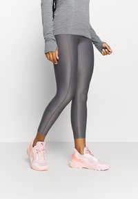 Sweaty Betty - HIGH SHINE 7/8 WORKOUT LEGGINGS - Leggings - moonrock purple - 0