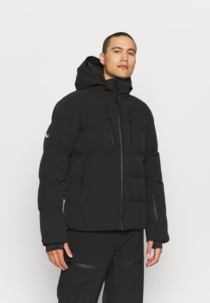 RADAR PRO PUFFER - Ski jacket - black