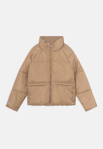 PUFFER DAGMAR - Winter jacket - beige