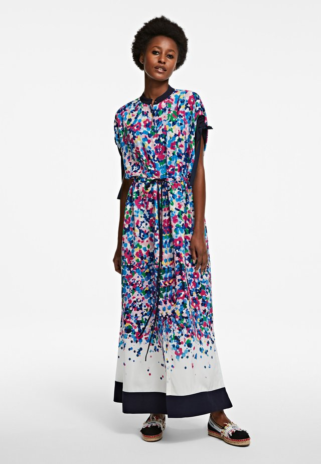 Maxi dress - multi-coloured