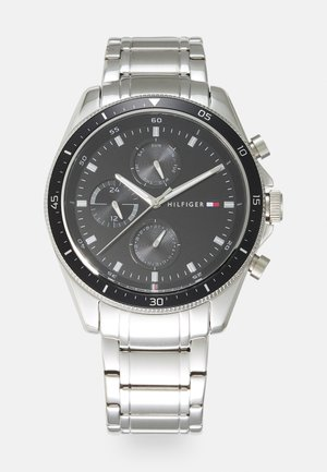 PARKER - Watch - silver-coloured/black