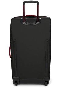 Eastpak - Wheeled suitcase - blakoutstripred - 3
