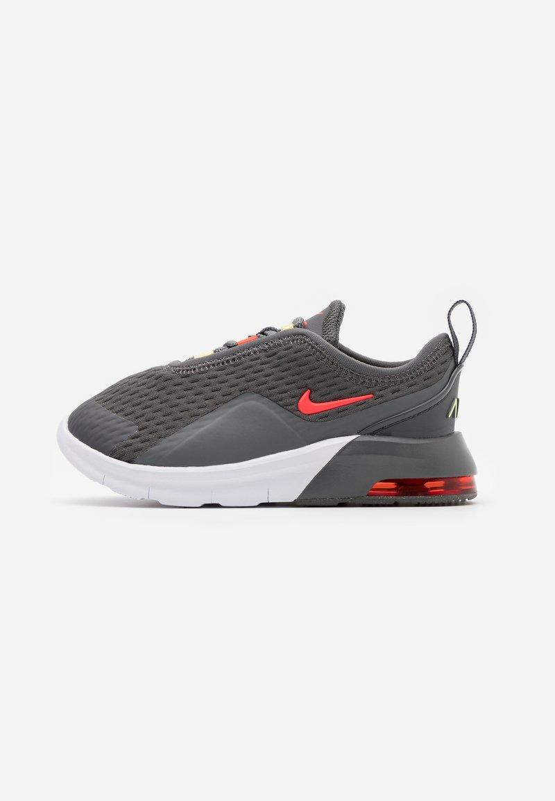 Nike Sportswear - AIR MAX MOTION 2 BTE - Sneakers basse - iron grey/bright crimson/limelight/white