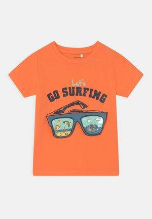 NMMFANO - T-shirt print - melon