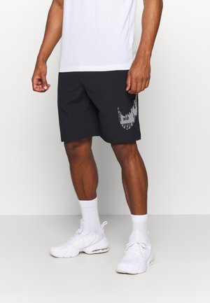 M FLX GFX - Sports shorts - black