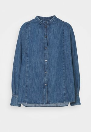 BETTY - Button-down blouse - blue