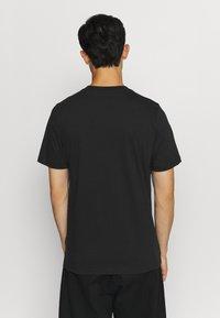 adidas Originals - GOOFY  TEE - T-shirts print - black - 2