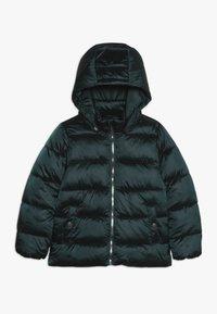 Kids ONLY - KONNAIOMI HOODED JACKET - Winter jacket - ponderosa pine - 0
