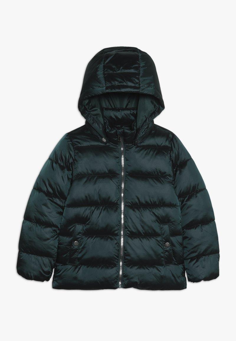 Kids ONLY - KONNAIOMI HOODED JACKET - Winter jacket - ponderosa pine