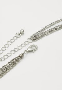 Urban Classics - LAYERING NECKLACE AMANDA - Necklace - silver-coloured - 1