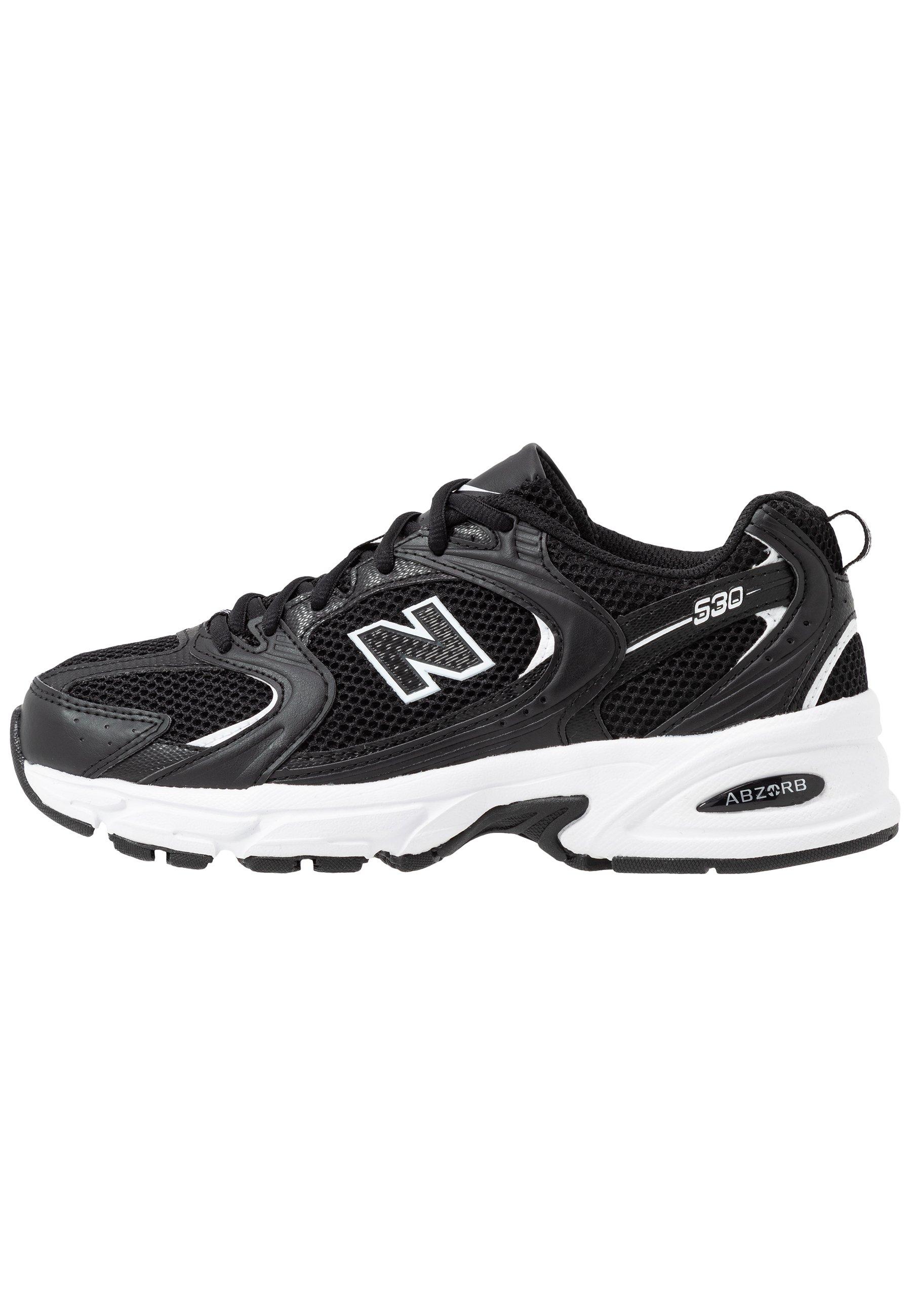 New Balance Sneakers basse - black/nero - Zalando.it
