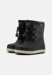 Friboo - Snowboots  - dark green - 1