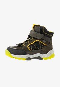 Lurchi - TALON - Winter boots - dark olive - 0
