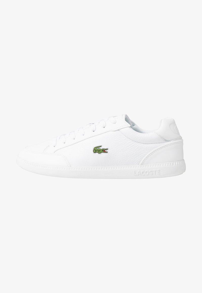 Lacoste - GRADUATECAP - Sneakers - white