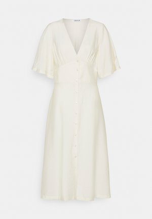 VERA DRESS - Day dress - white