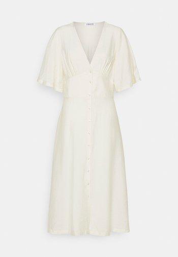VERA DRESS - Day dress - white
