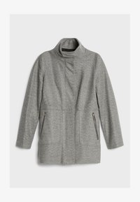 Bershka - Short coat - light grey - 4
