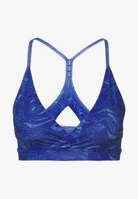 mississippi delta/cobalt blue