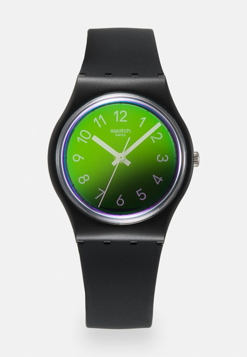 Swatch - LA NIGHT - Hodinky - black